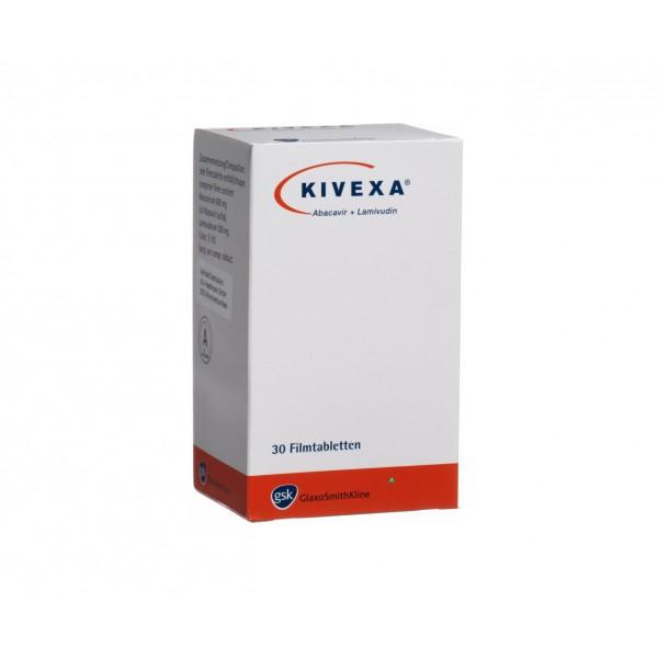 Кивекса Kivexa 600MG/300Mg/30Шт