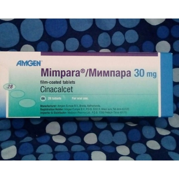 Мимпара Mimpara 30MG/ 28 Шт