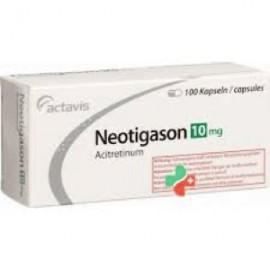 Изображение товара: Неотигазон Neotigason 10 100  шт