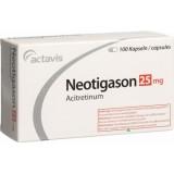 Неотигазон Neotigason 25 100  шт