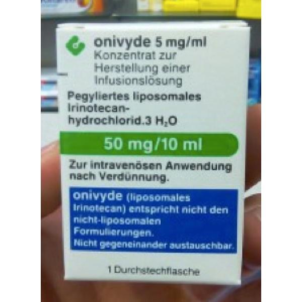 Онивайд Onivyde 5MG/ML 1X10 ml