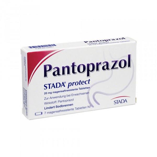 Пантопразол Pantoprazol 20Mg/100 Шт