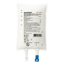 Изображение товара: Смофлипид Smoflipid 200MG/ML 10X500 ml