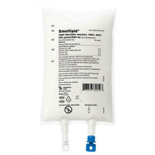 Смофлипид Smoflipid 200MG/ML 10X500 ml