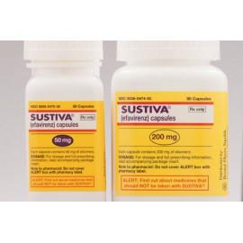 Изображение товара: Сустива Sustiva 600MG/30 ШТ