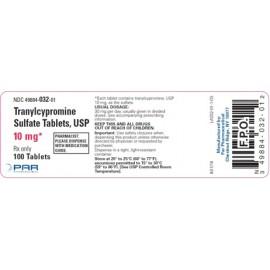 Изображение товара: Транилципромин Tranylcypromin Neuraxpharm 20 Mg Filmtabletten (Tranylcypromin Sulfat) 100X20MG