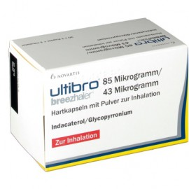 Изображение товара: Ультибро Ultibro Breezhaler 85UG/43 3X30 шт