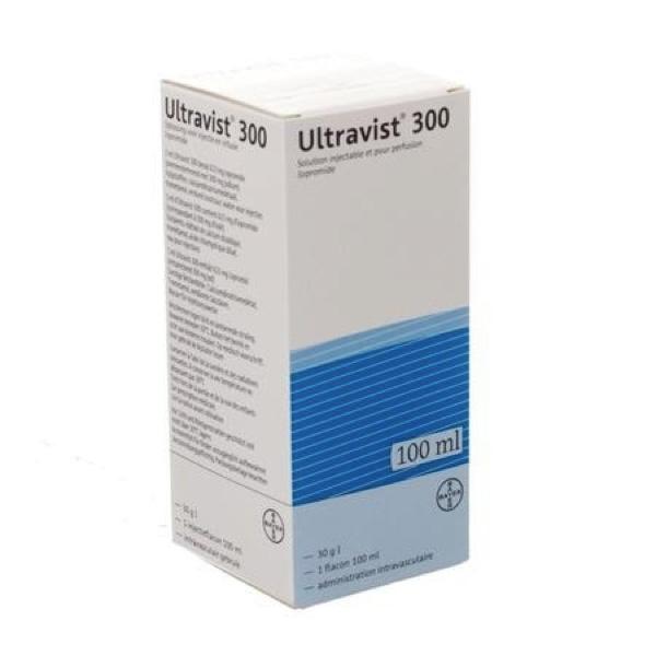 Ультравист Ultravist 300 10х150 мл