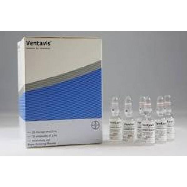 Вентавис Ventavis 20UG/ML 168 штX1 ml