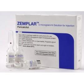 Изображение товара: Земплар Zemplar 5 MIKROGRAMM/ML 5X1 ml