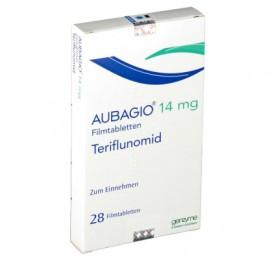 Изображение товара: Аубаджио Aubagio (Терифлуномид) 14 мг/28 таблеток