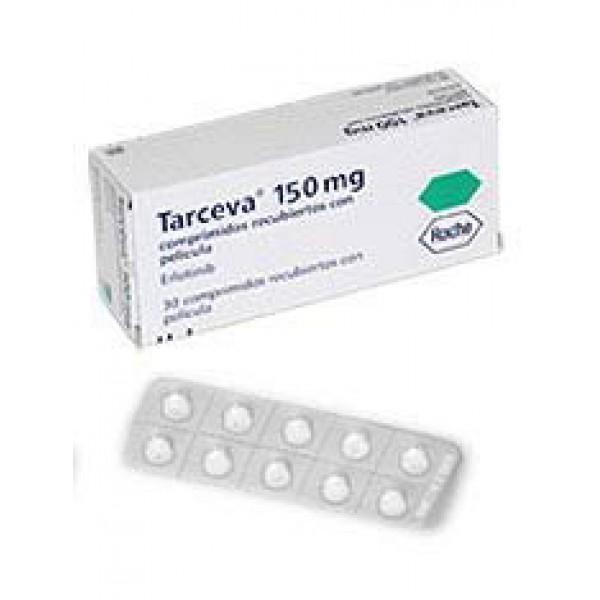 Тарцева Tarceva 150 mg 30 таблеток