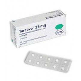 Изображение товара: Тарцева Tarceva 25 mg 30 шт