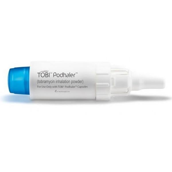 Тоби Tobi Podhaler 28 Mg (Tobramycin) 224 Шт.