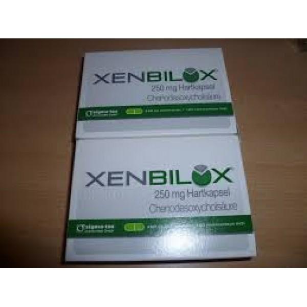 Ксенбилокс Xenbilox 250 мг/100 капсул
