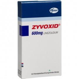 Изображение товара: Где купить таблетки Зивокс 600 мг в Москве